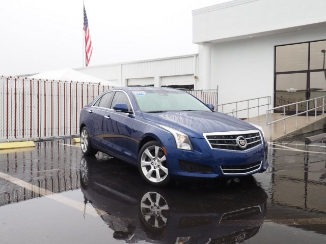 Pre-Owned 2014 Cadillac ATS 2.0L Turbo Luxury