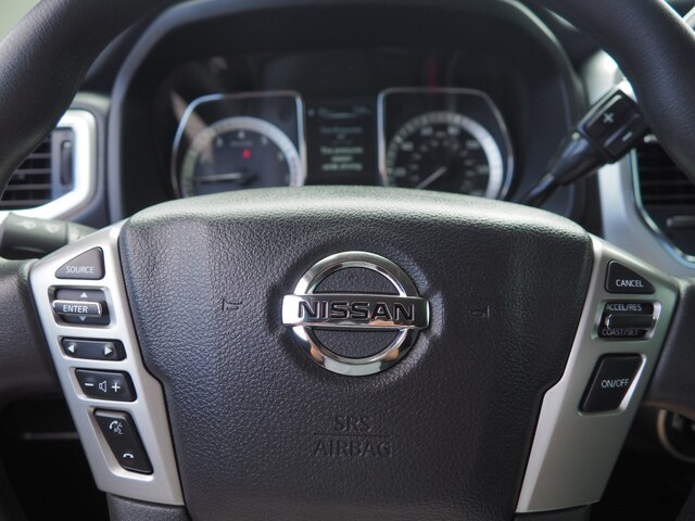 Certified Pre-Owned 2018 Nissan Titan S