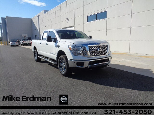 New 2019 Nissan Titan XD SV Gas