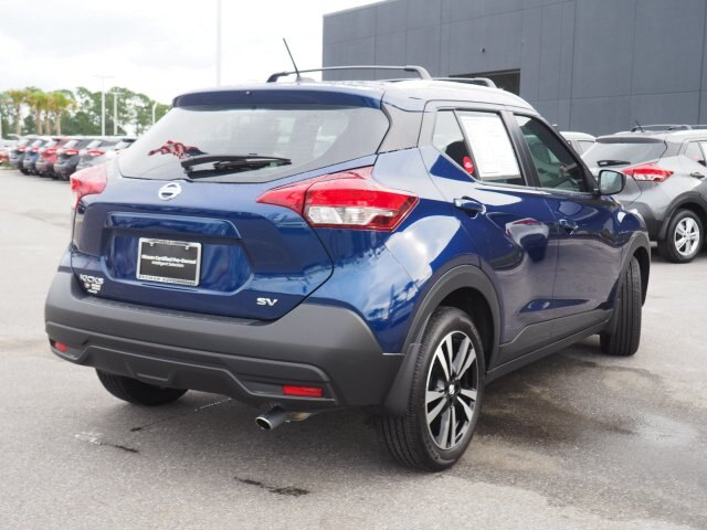 Certified Pre-Owned 2019 Nissan Kicks SV