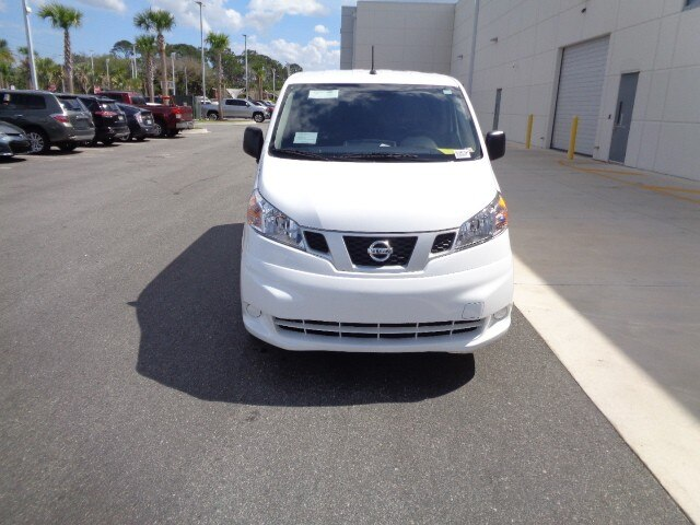 New 2020 Nissan NV200 S