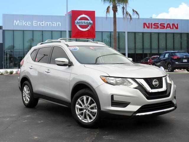 Certified Pre-Owned 2019 Nissan Rogue S