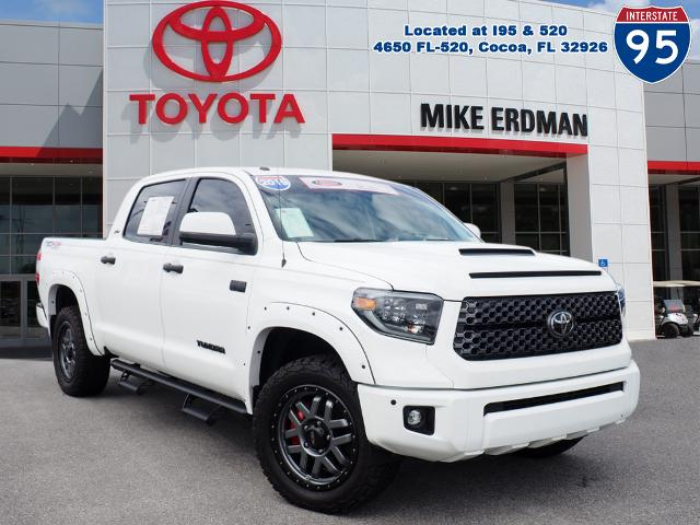Pre-Owned 2019 Toyota Tundra SR5 CrewMax
