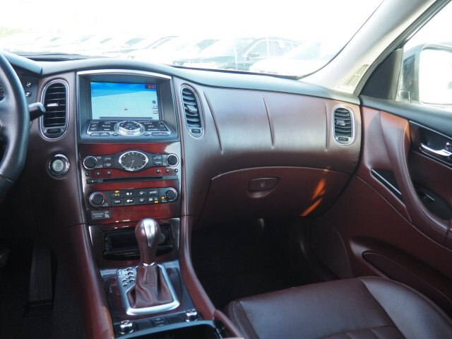 Pre-Owned 2014 INFINITI QX50 Journey