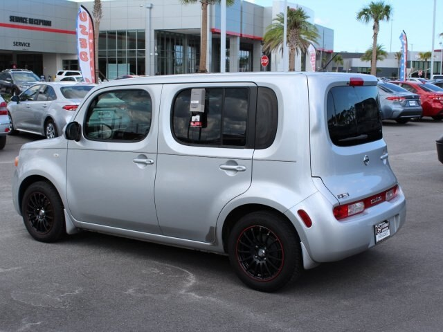Pre-Owned 2012 Nissan Cube 1.8 S