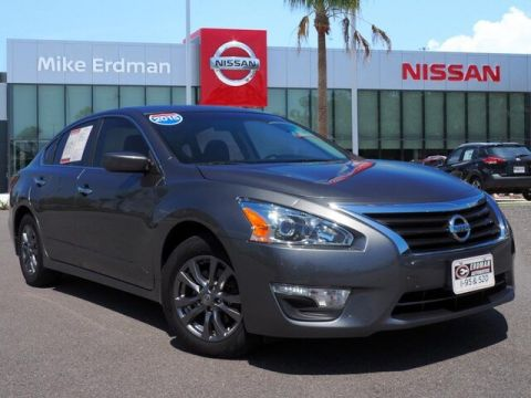 Pre-Owned 2015 Nissan Altima 2.5 S