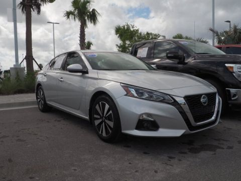 Certified Pre-Owned 2019 Nissan Altima 2.5 SV