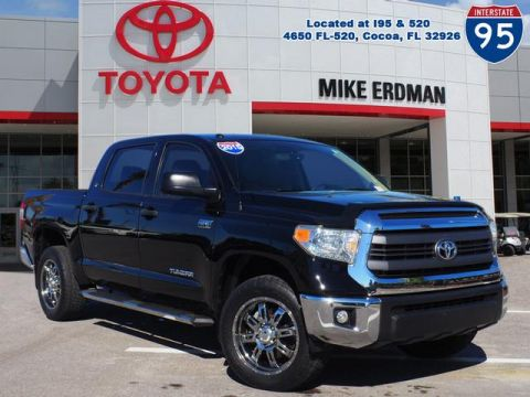 Pre-Owned 2015 Toyota Tundra SR5 CrewMax